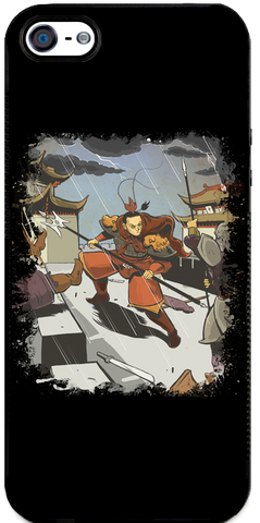 Conquest of the Three Kingdoms: Lu Bu iPhone Case