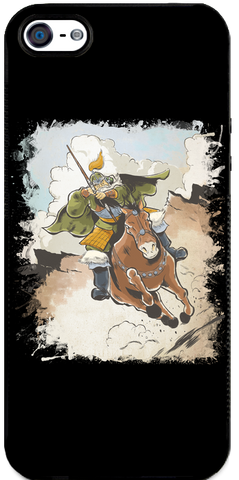 Conquest of the Three Kingdoms: Huang Zhong iPhone Case