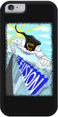 The Fusion - Hero of the Sky iPhone Case