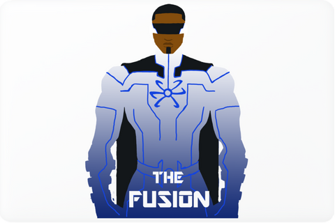 The Fusion Laptop Skin