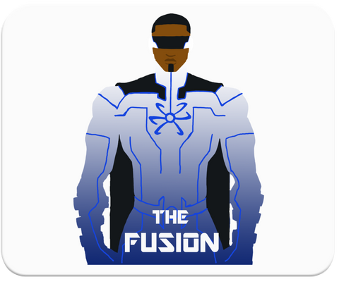 The Fusion Mousepad