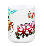 Edible Fighter - Pao Mug