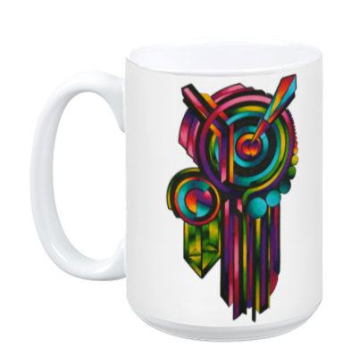 Majesty Key Mug
