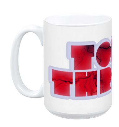 Tower Threads Lightning Mug
