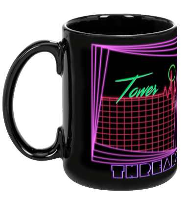 Tower Threads Linescape Mug