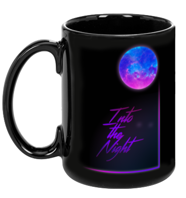 Into the Night Mug