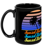 Sunset District Mug