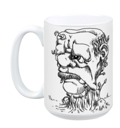 Grump Stump Mug