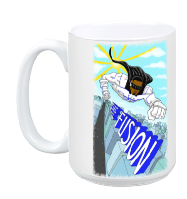 The Fusion - Hero of the Sky Mug