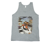 Conquest of the Three Kingdoms: Lu Bu Tank Top
