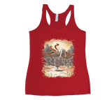 Conquest of the Three Kingdoms: Sun Jian Racerback Tank Top