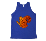 Orange Ram Tank Top
