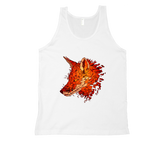 Red Fox Tank Top