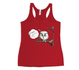F@#K Off Nature Racerback Tank Top