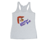 Talkin' 'Bout Racerback Tank Top