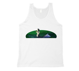 Mermaid and The Bird Tank Top