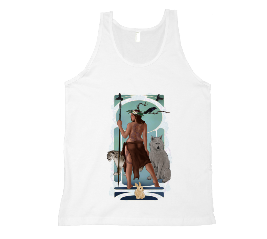 The Huntress Tank Top