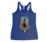The Huntress Racerback Tank Top