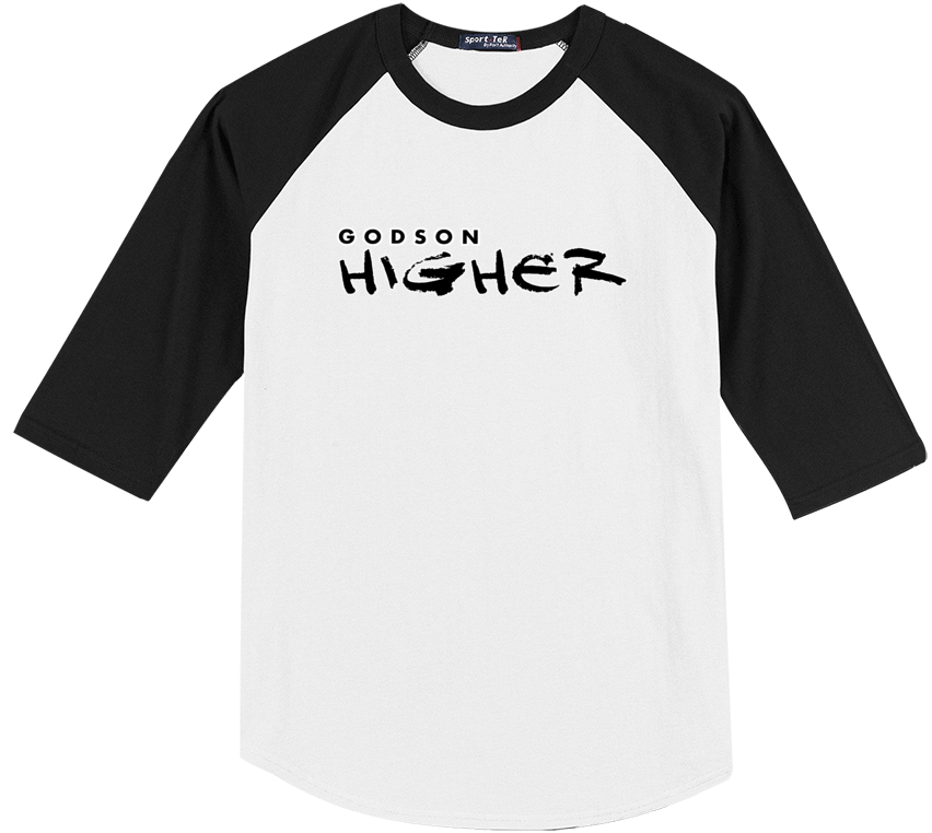 GODSON - Higher Baseball Tee