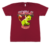 Edible Fighter - Wuddly T-Shirt
