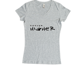 GODSON - Higher Women's V-Neck