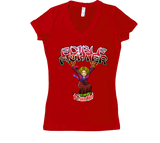 Edible Fighter - Kimchi Women's V-Neck