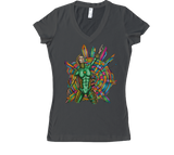 Infinite Reach Women's V-Neck