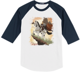 Conquest of the Three Kingdoms: Cao Cao Baseball Tee