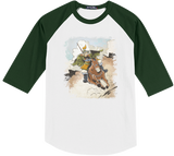 Conquest of the Three Kingdoms: Huang Zhong Baseball Tee