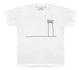 The Derp Tower T-Shirt - Black