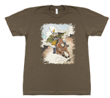 Conquest of the Three Kingdoms: Huang Zhong T-Shirt