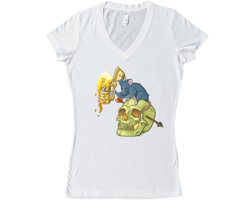 Stein Rat Women's V-Neck