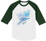 Blue Bird Baseball Tee
