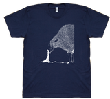 Sheep & The Witch T-Shirt - White
