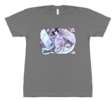 Silent Crane Borderless T-Shirt