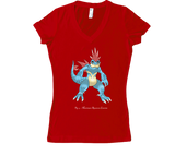 Gatorbeast Women's V-Neck
