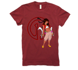 Warrior Princess Minthamee T-Shirt
