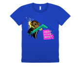 Spunky Stage Monkey T-Shirt