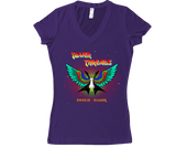 Rookie Games Women's V-Neck