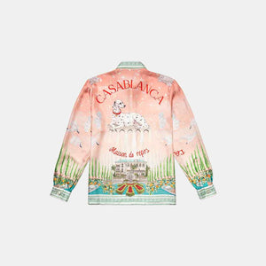 MAISON DE REPOS LONG SLEEVE SHIRT