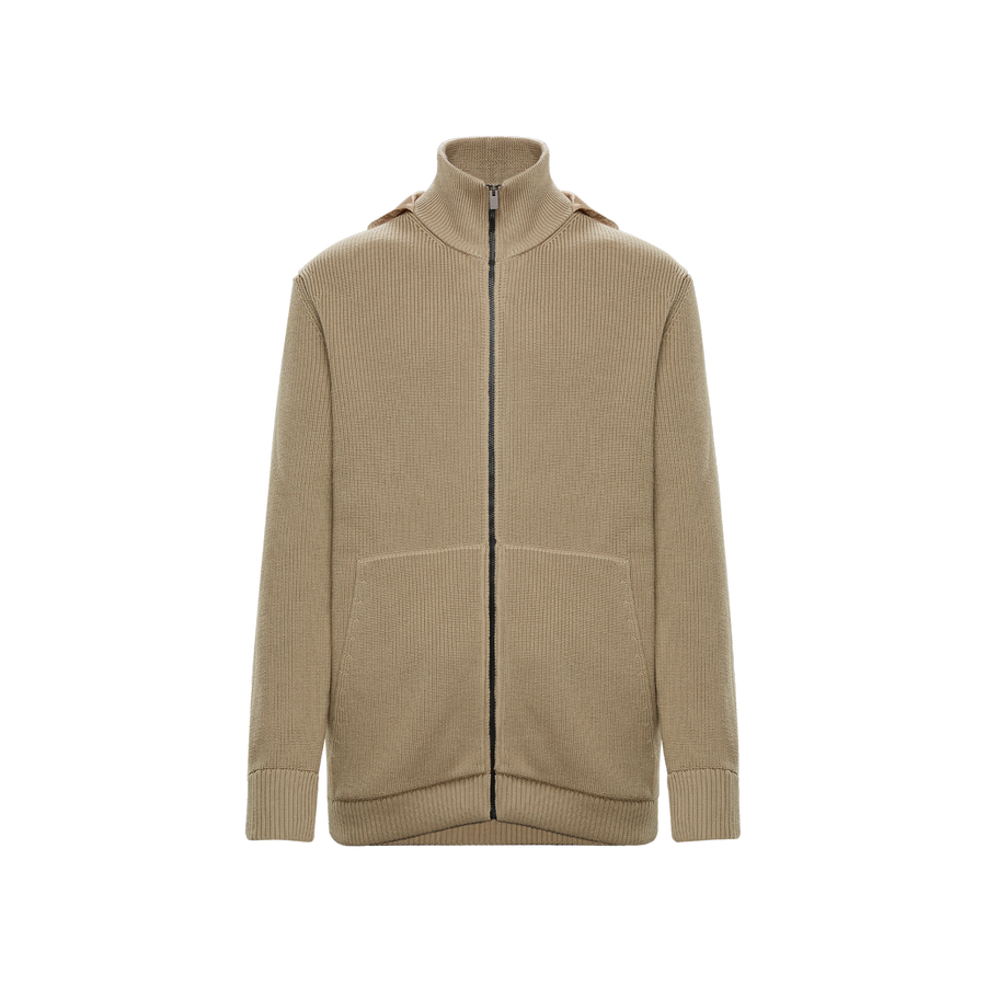 MONCLER X 1017 ALYX 9SM HOODED ZIP CARDIGAN