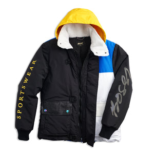 COLORBLOCK ANORAK