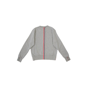 BACK STRIPE CREWNECK SWEATSHIRT