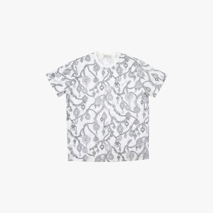 ALLOVER ORNATE TEE