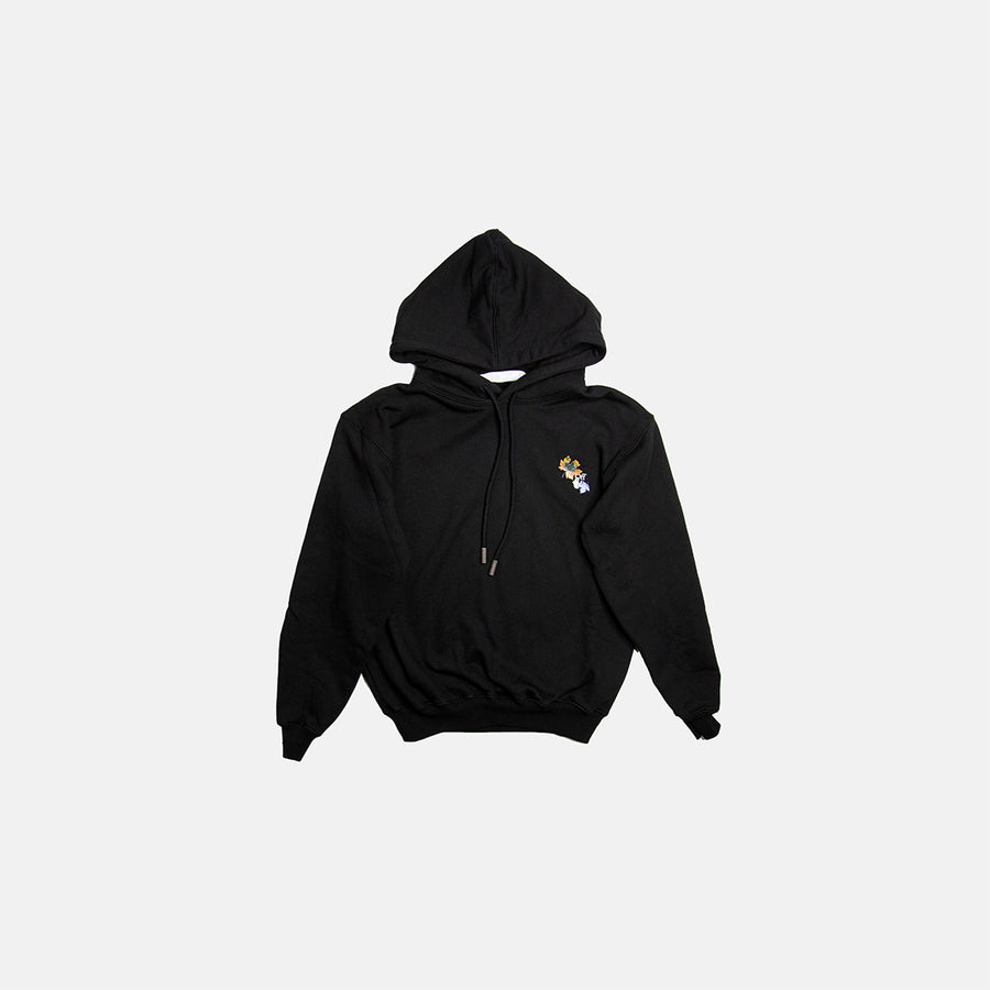 LEAVES ARROW HOODIE