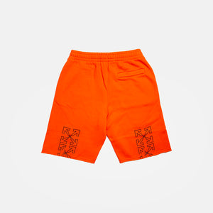 CHAINSAW WORKERS SWEAT SHORTS