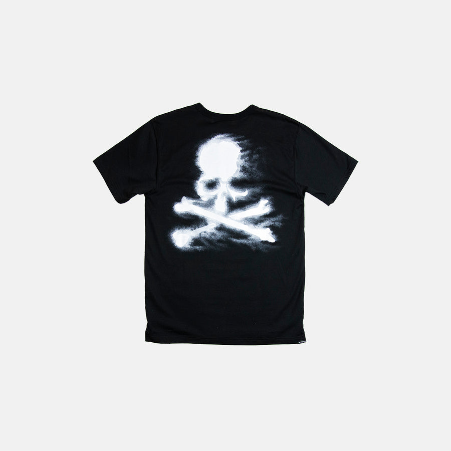 SPRAYED LOGO TEE