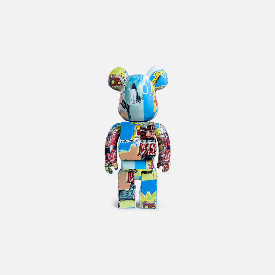 BASQUIAT #6 BEARBRICK
