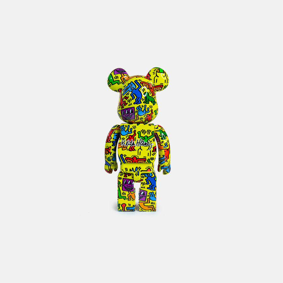 KEITH HARING BEARBRICK