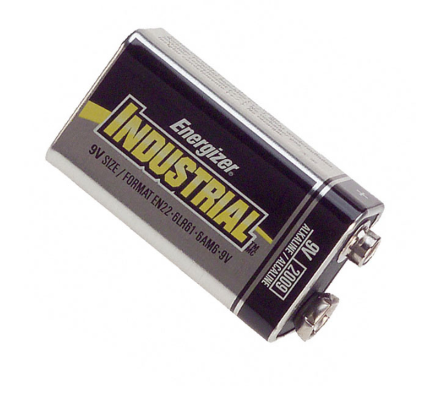 ENERGIZER INDUSTRIAL 9V BATTERY